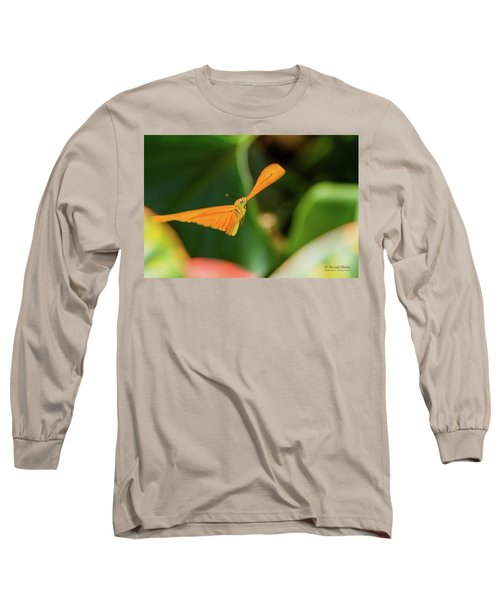 Miracle Of Flight Long Sleeve T-Shirt