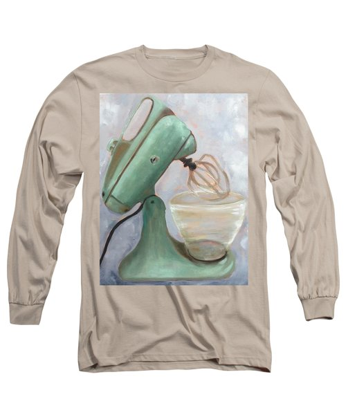Mix It Up Long Sleeve T-Shirt