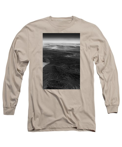 Mountains And Desert Long Sleeve T-Shirt