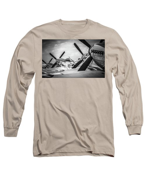 Mustang Ranch Long Sleeve T-Shirt