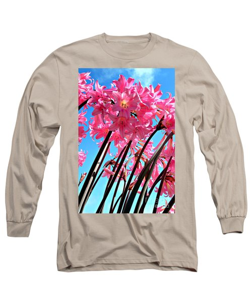 Naked Ladies Long Sleeve T-Shirt