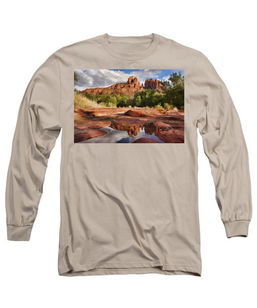 Nature's Cathedral Long Sleeve T-Shirt