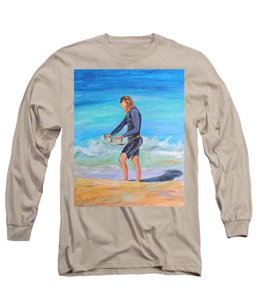 Noah Long Sleeve T-Shirt by Patricia Piffath