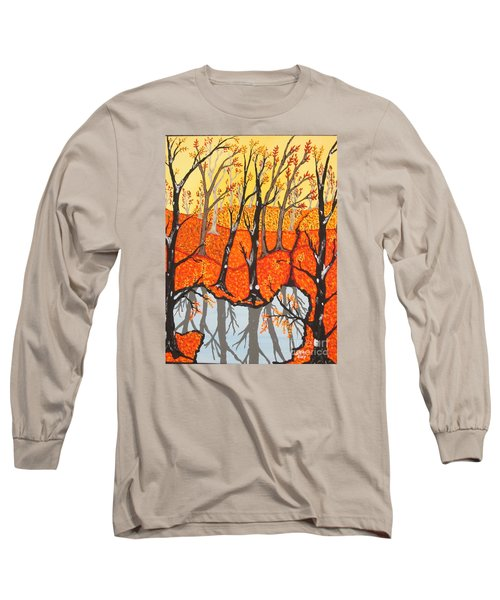 November Morning  Long Sleeve T-Shirt
