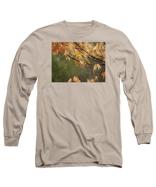 November Rain Long Sleeve T-Shirt