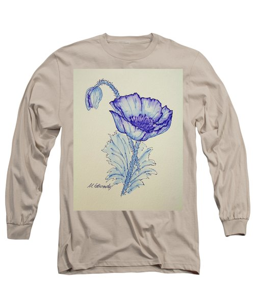 Oh Poppy Long Sleeve T-Shirt
