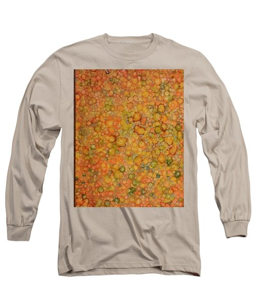 Orange Craze Long Sleeve T-Shirt