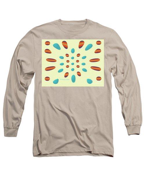 Petals N Dots P7 Long Sleeve T-Shirt