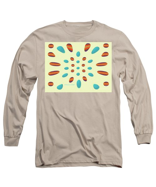 Petals N Dots P7 Long Sleeve T-Shirt