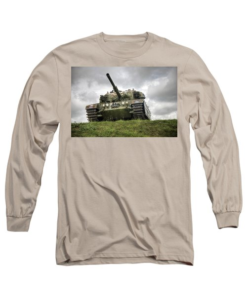 Tank Long Sleeve T-Shirt