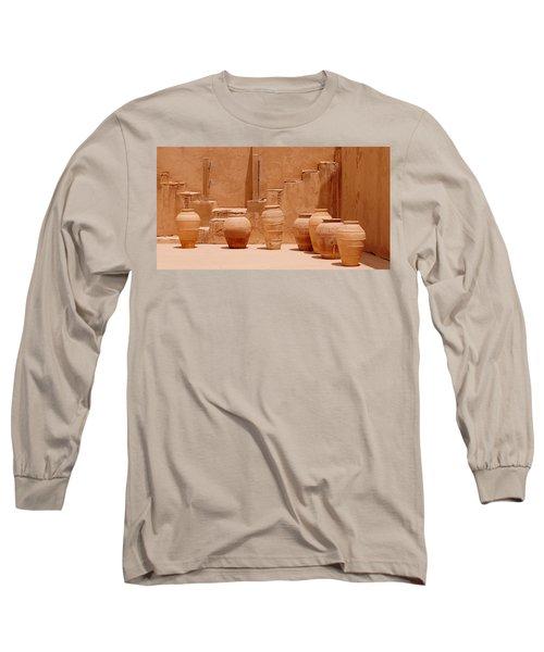 Pots Long Sleeve T-Shirt
