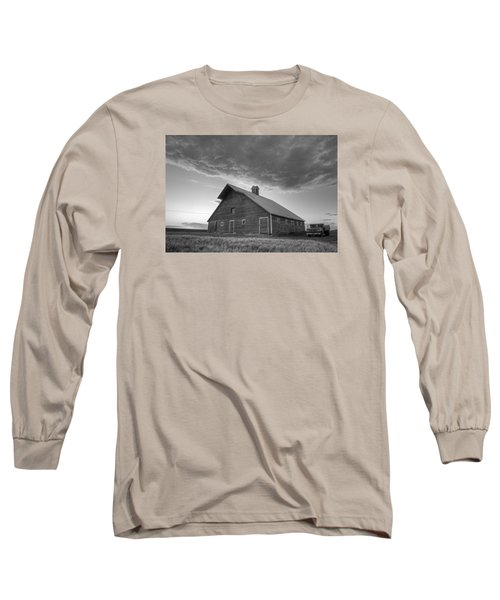 Primary Palouse Colors Long Sleeve T-Shirt