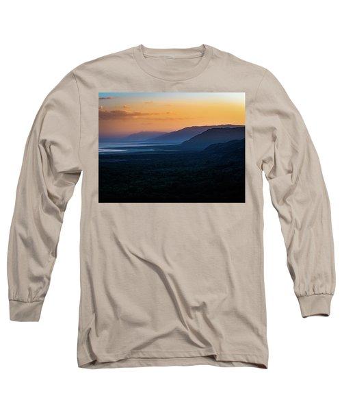 Quiet Beauty Long Sleeve T-Shirt