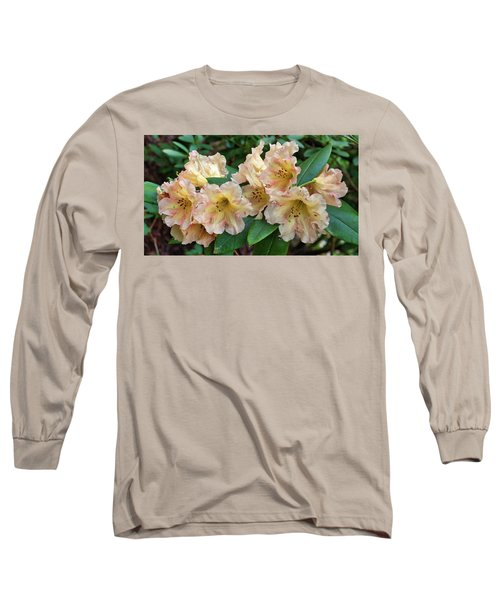Rhododendron Long Sleeve T-Shirt
