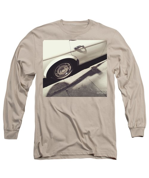 Long Sleeve T-Shirt featuring the photograph Rolls Royce Baby by Rebecca Harman