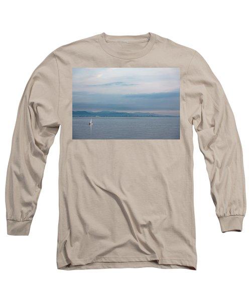 Sailing To Shore Long Sleeve T-Shirt