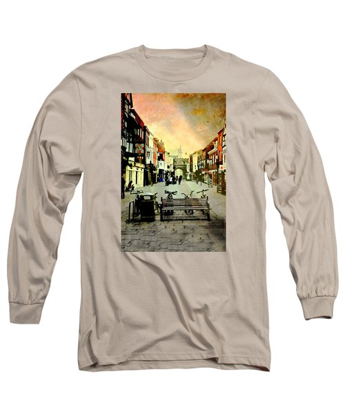 Salisbury England Long Sleeve T-Shirt