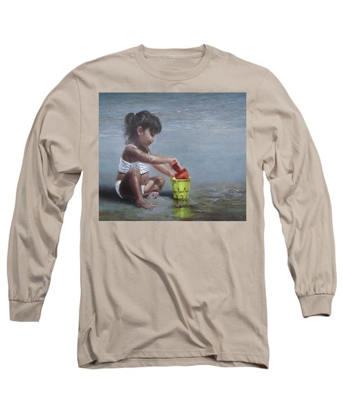 Sand Castles II Long Sleeve T-Shirt