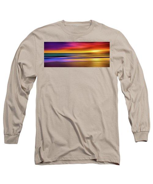 Series Mesmerizing Landscapes Long Sleeve T-Shirt