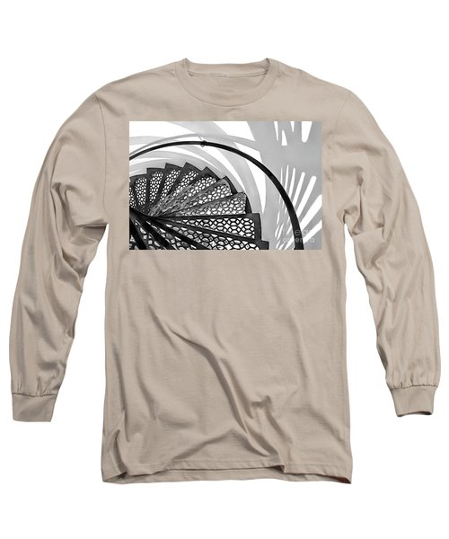 Shadow Lines Long Sleeve T-Shirt
