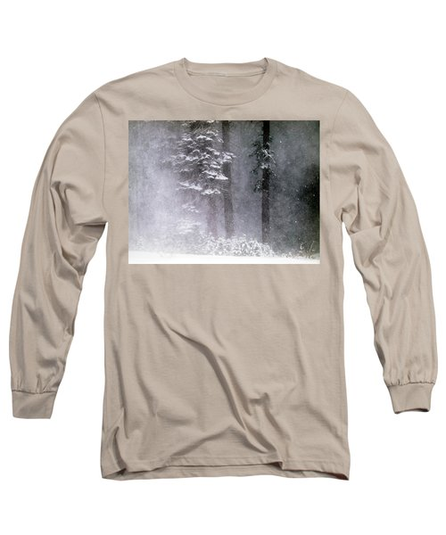 Snow Storm Long Sleeve T-Shirt