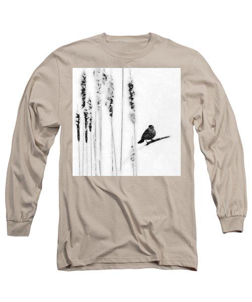 Song Bird  Long Sleeve T-Shirt
