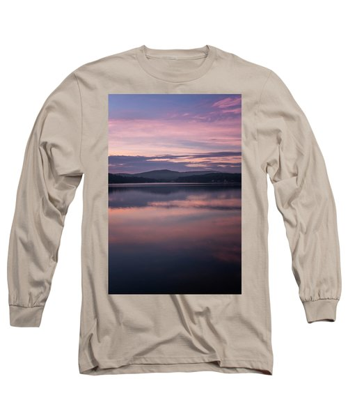 Spofford Lake Sunrise Long Sleeve T-Shirt