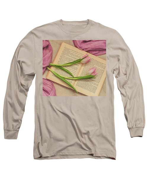 Long Sleeve T-Shirt featuring the photograph Spring Beauty 2 by Kim Hojnacki