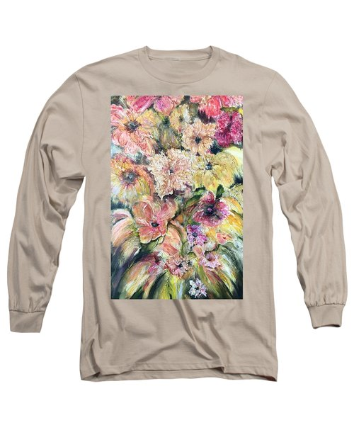 Spring Fireworks Long Sleeve T-Shirt