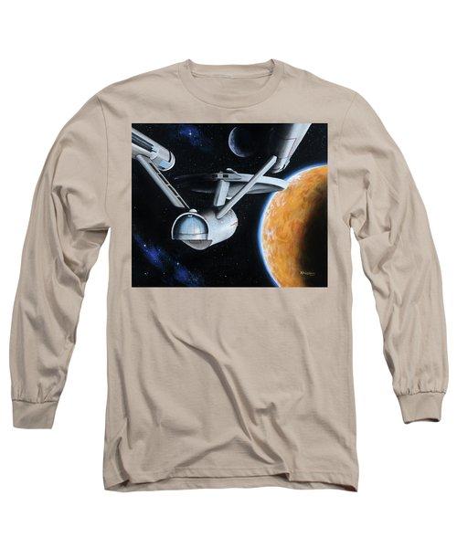 Standard Orbit Long Sleeve T-Shirt