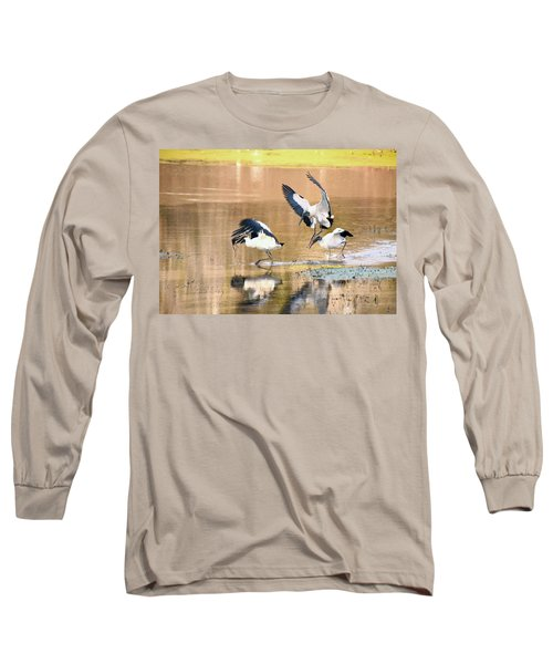 Stork Rugby Long Sleeve T-Shirt