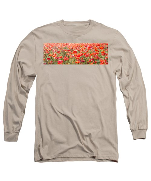 Summer Poetry Long Sleeve T-Shirt by Hannes Cmarits