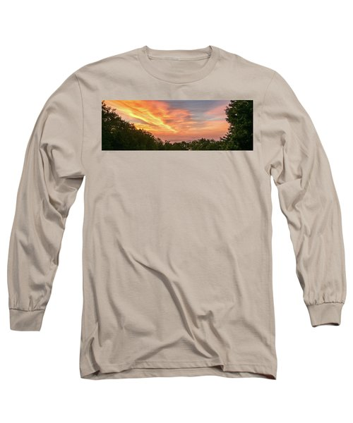 Sunrise July 22 2015 Long Sleeve T-Shirt