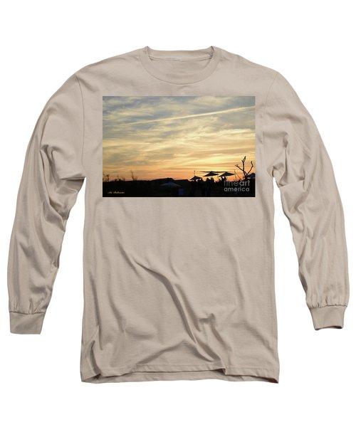 Sunset View Long Sleeve T-Shirt