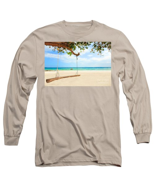 Swing Long Sleeve T-Shirt