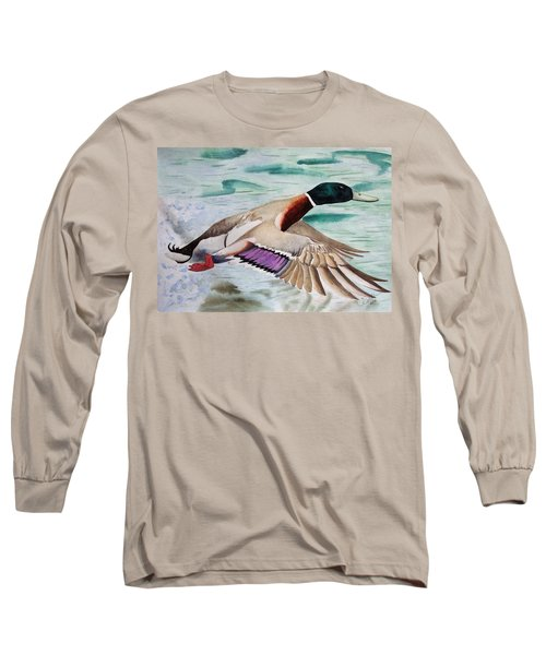 Takin Off Long Sleeve T-Shirt