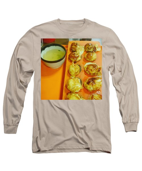 Takoyaki  Long Sleeve T-Shirt