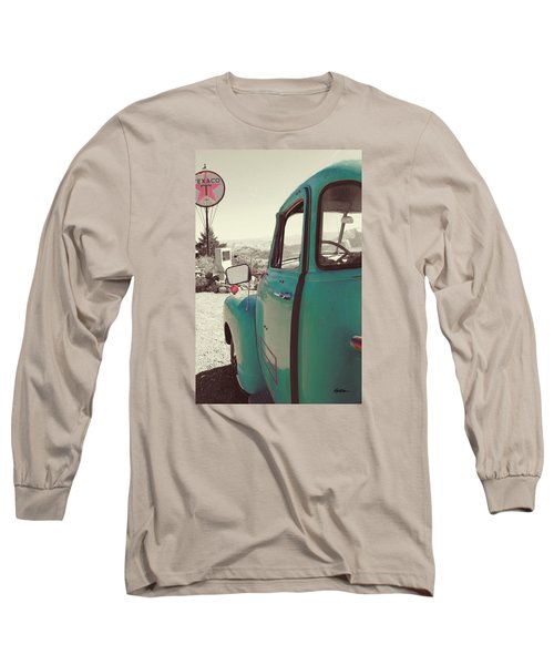 Techatticup Mine Ghost Town Nv Long Sleeve T-Shirt