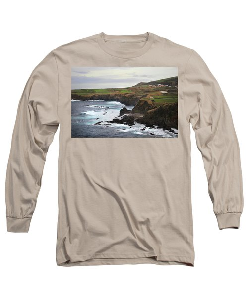 Terceira Coastline Long Sleeve T-Shirt