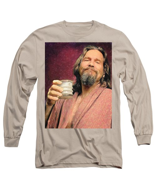 The Dude Long Sleeve T-Shirt