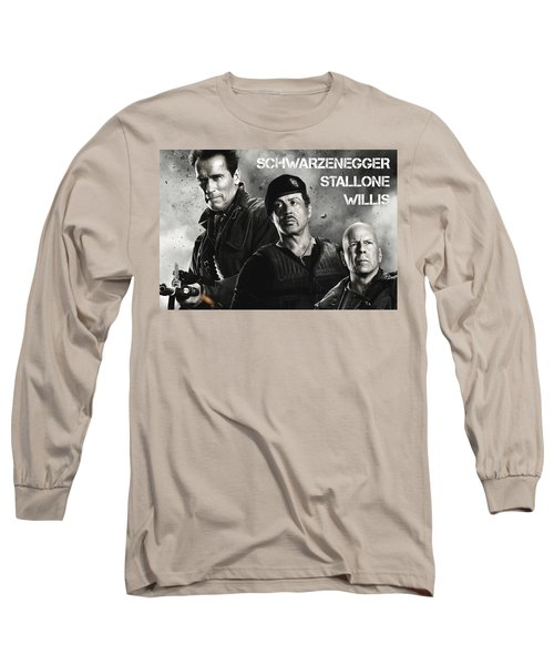 The Expendables 2 Long Sleeve T-Shirt