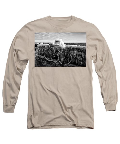 The Frozen Bike Long Sleeve T-Shirt