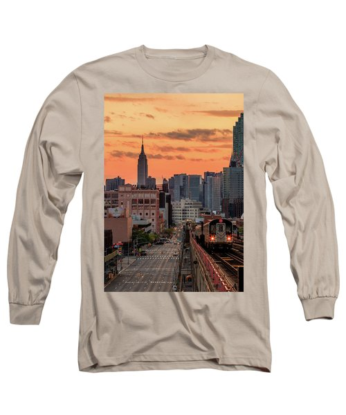 The Heart Of The City Long Sleeve T-Shirt