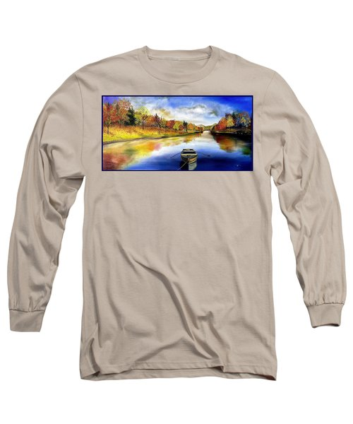 The Hiding Place Long Sleeve T-Shirt