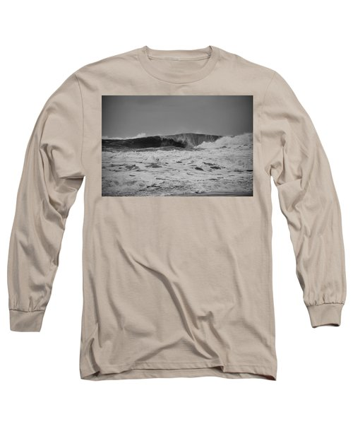 The Pacific Ocean Long Sleeve T-Shirt