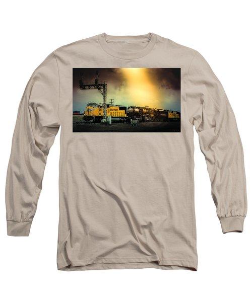 4014 The Prodigal Warrior Returns Long Sleeve T-Shirt