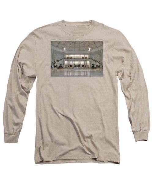 Long Sleeve T-Shirt featuring the photograph The Rotunda by Mark Dodd