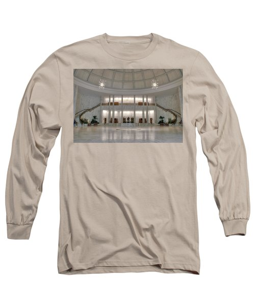 The Rotunda Long Sleeve T-Shirt