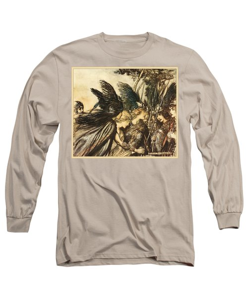 The Valkyrie Long Sleeve T-Shirt