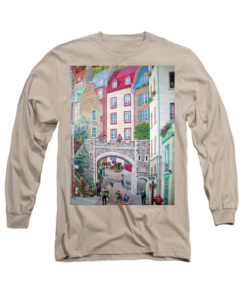 Long Sleeve T-Shirt featuring the photograph Time ... by Juergen Weiss